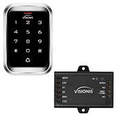 VIS-3000 Access Control Reader Standalone Wiegand 26 EM + Mifare Cards Compatible 2000 Users
