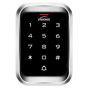 Standalone & Wiegand Indoor/Outdoor Waterproof Keypad/Card Readers