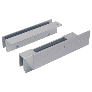 Maglock Brackets for Glass Door and Glass Frame
