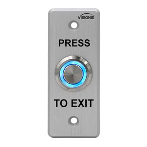 Outdoor Waterproof Push to Exit button