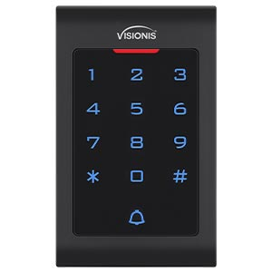 Standalone Indoor Keypad/Card Readers