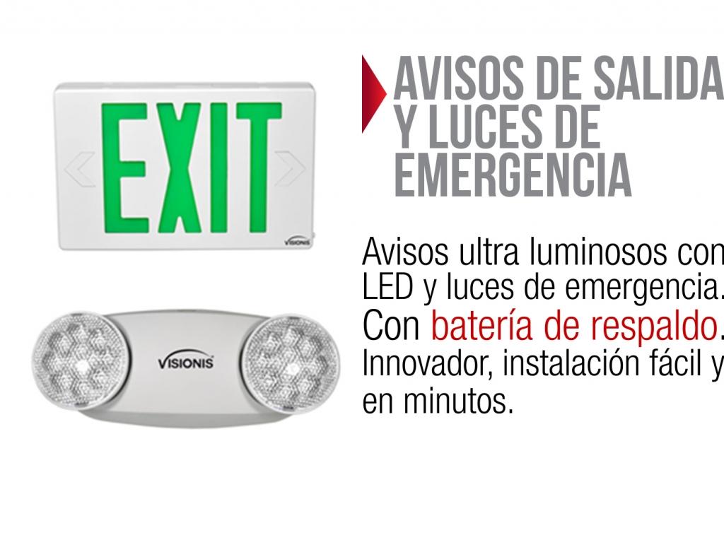 exit luces