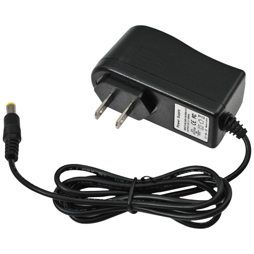VISCP100 - 12V 1000mA Power supply, UL listed - Visionis