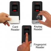 vis 3020 fingerprint card reader