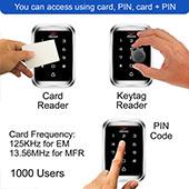 VIS-3000 Keypad and card reader