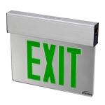 VIS-ESGGL Green Exit Sign