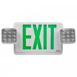 VIS-ESGWEL Exit Sign with Emergency Lights