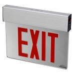 VIS-ESRGL Red Exit Sign