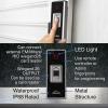 access biometric fingerprint standalone outdoor waterproof application visionis vis 3024