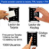 access keypad reader standalone outdoor weatherproof card pin visionis VIS-3000