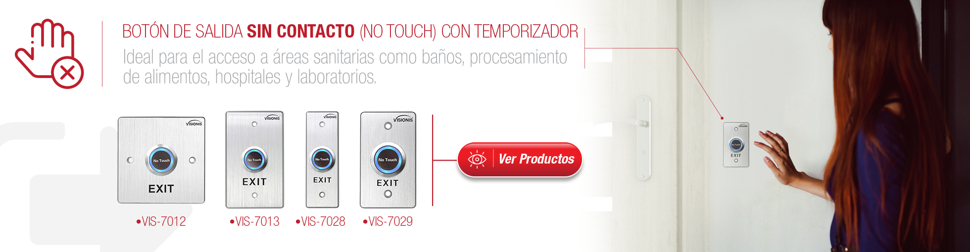 no touch buttons home banner mar2020 es