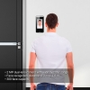 face recognition access control application vis frio visionis